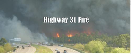 Highway 31 Fire (2)