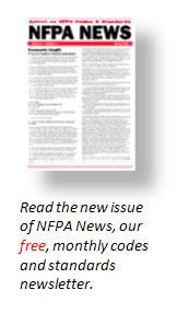NFPA News
