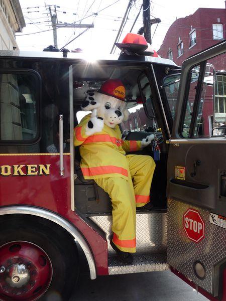Hoboken truck