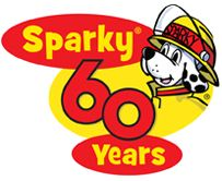 Sparky 60 years