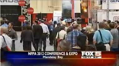 NFPA on FOX 5 Las Vegas