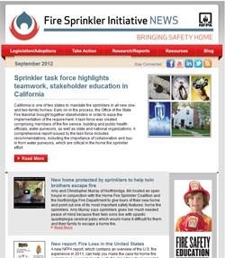 FSI newsletter 0912