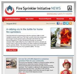 FSI August 2012 newsletter