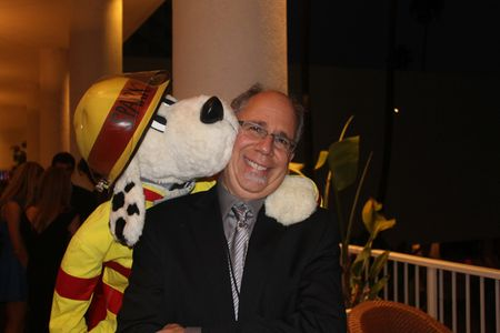 Sparky and Steve Dornbusch