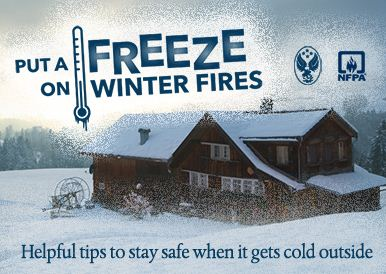 Freeze on Winter Fires