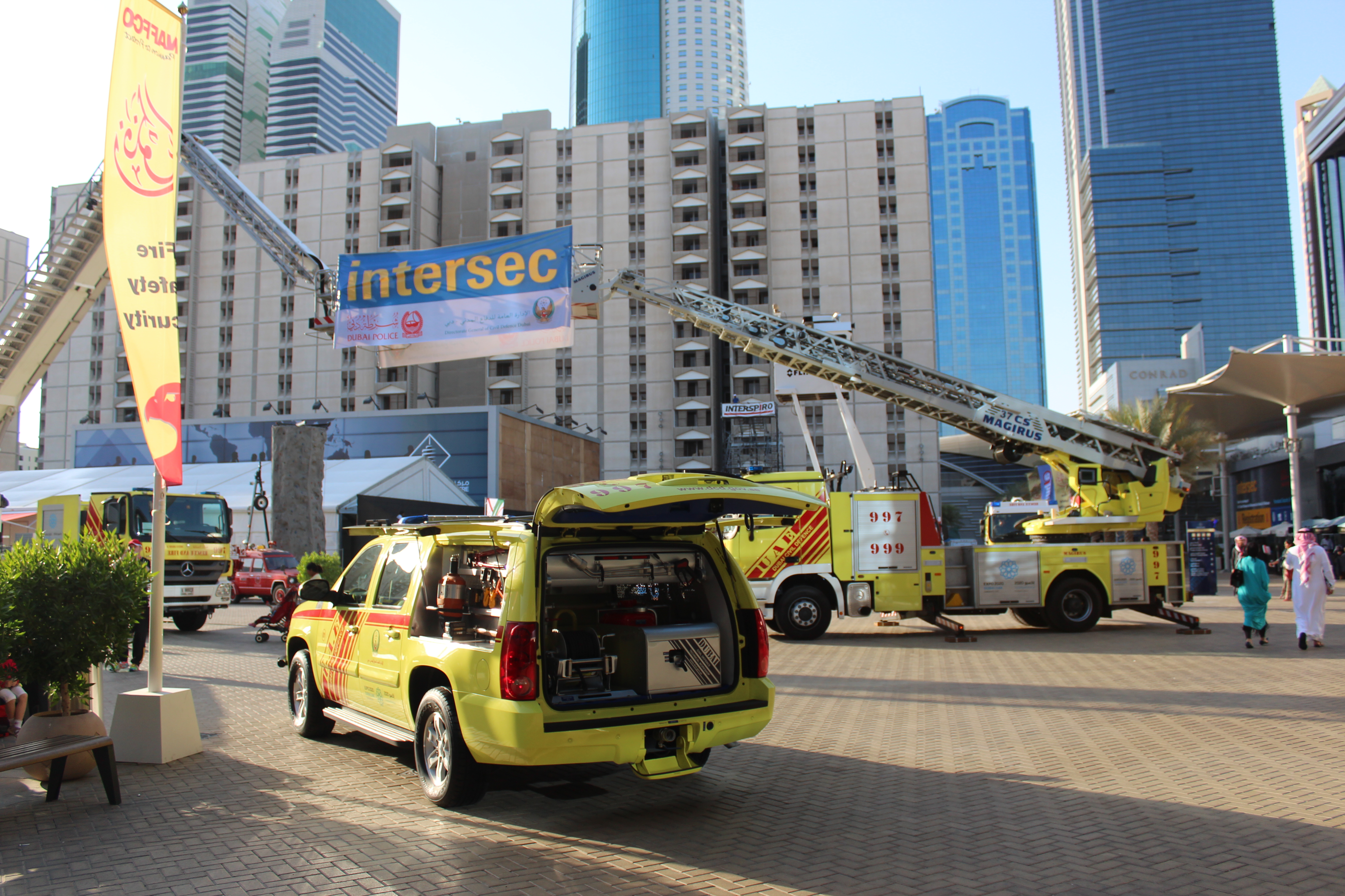 NFPA 80 at Intersec Conference in Dubai, UAE - National Fire.
