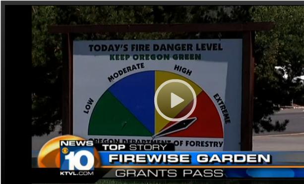 Firewise Garden