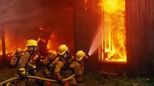 Modern home fire 2