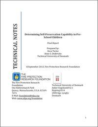 NFPA 101 report