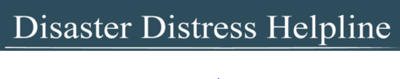 Disaster Distress Helpline Snippet - March 2014