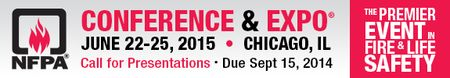 NFPA Conference call for papers
