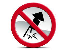 Ban on fireworks image