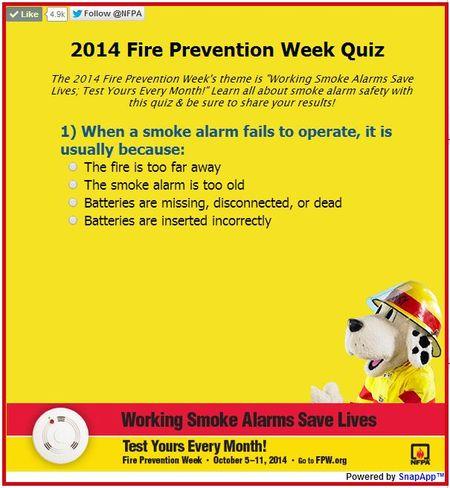 2014 FPW quiz