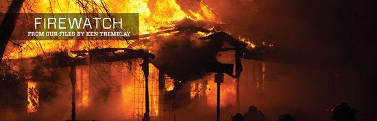 Firewatch column from NFPA Journal