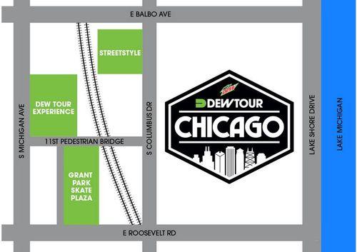 ChicagoDewTour