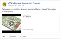 Firewise Facebook