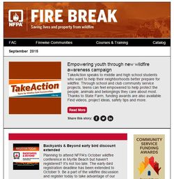 Fire Break