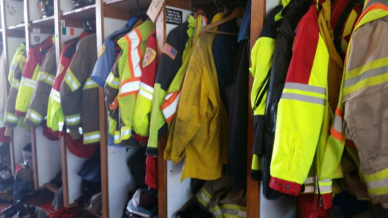 Firefighter jackets 2