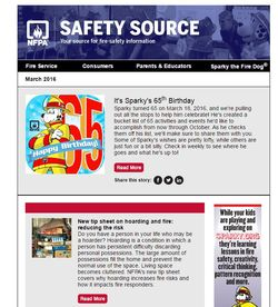 Safety source march
