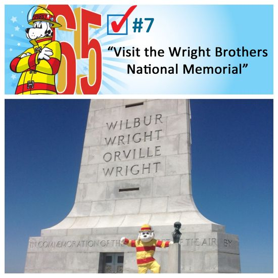 #7 - Wright Brothers Memorial