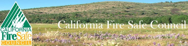 CA Fire Safe Council