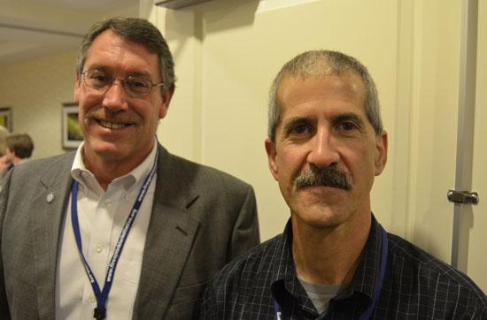 Danny Beeler and Bob Duval
