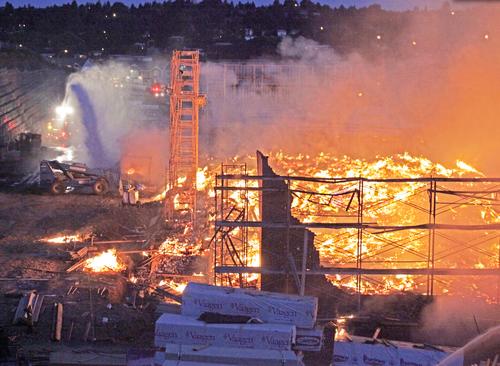 Fire loss blog