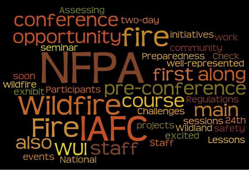 Wordle_NFPA_IAFC