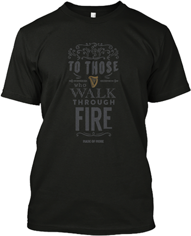 Guinness_Firefighter T-Shirt