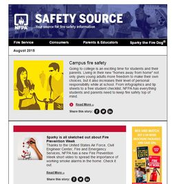 Safety Source August
