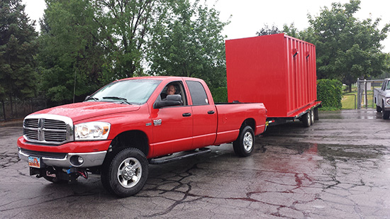 Utah trailer