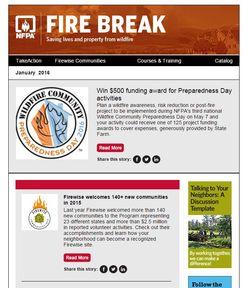 Fire break jan