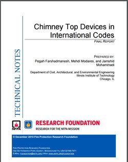 Chimney top devices