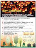 Safety tip sheet