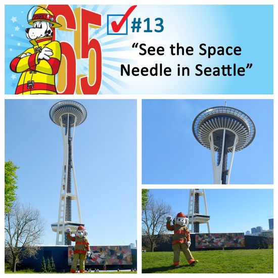 #13 - Space Needle