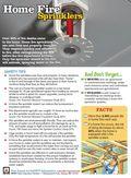 Sprinkler Tips Sheet