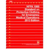 NFPA 1999, 2013 edition