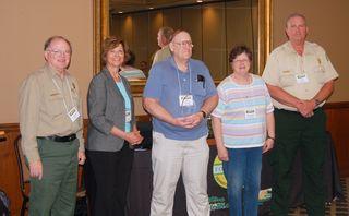 Cumberland Lakes 10 yr  Award