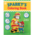 Sparky's Coloring Books