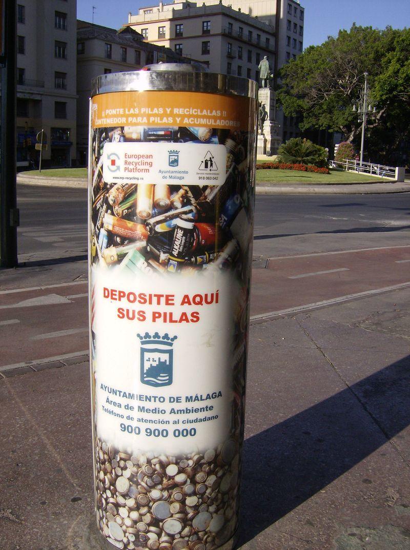 Battery Disposal in Malaga