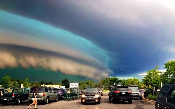 Meredith Tornado Photo