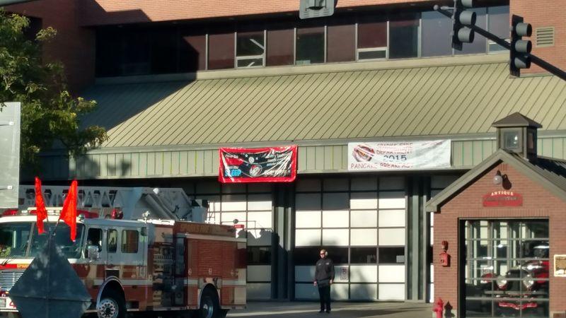 Fire House Exterior