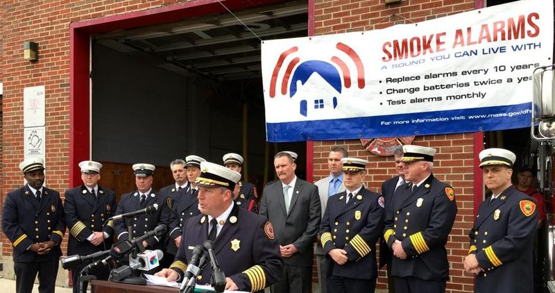 Smoke alarm state plea
