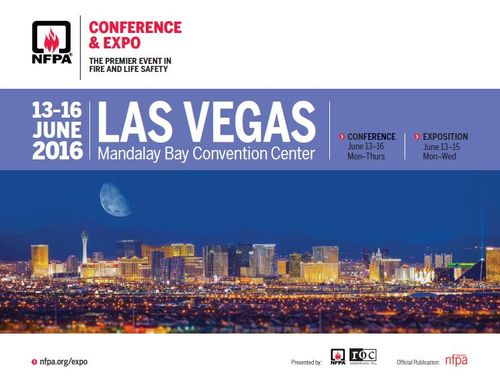 Nfpa conference 2016