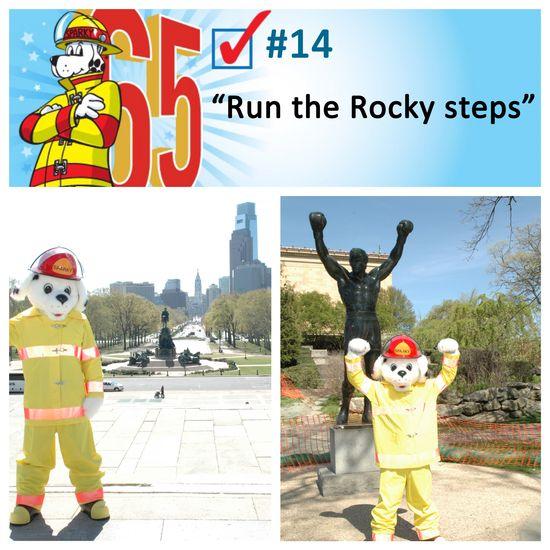 #14 - Rocky Steps