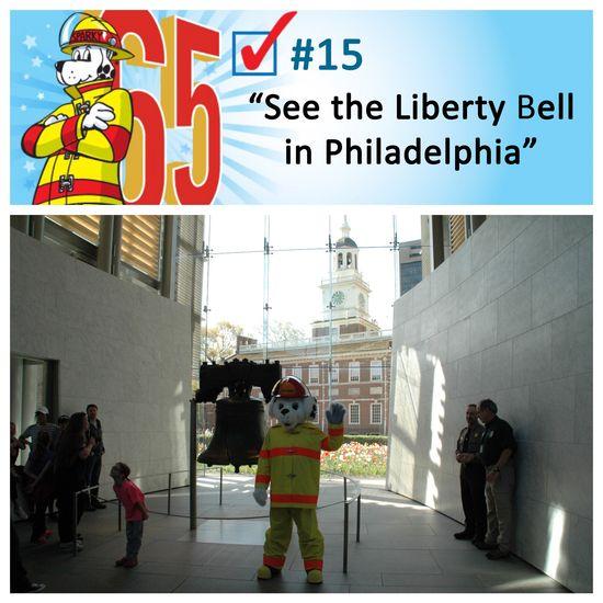 #15 - Liberty Bell