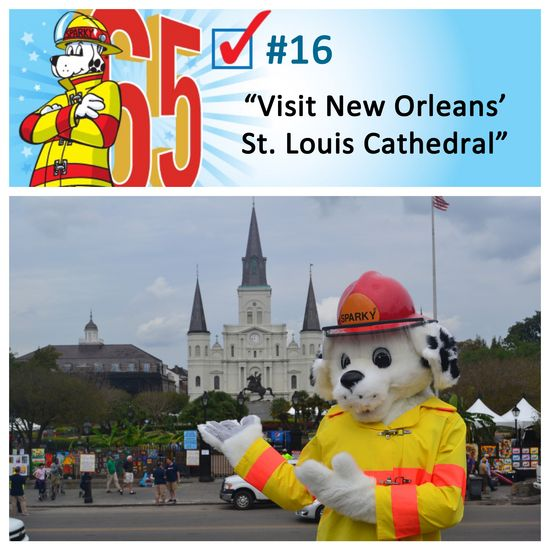 #16 - New Orleans Cathedral (002)